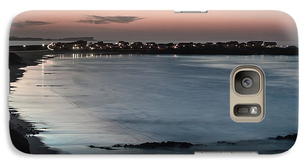 Galaxy Case featuring the photograph Baleal by Edgar Laureano