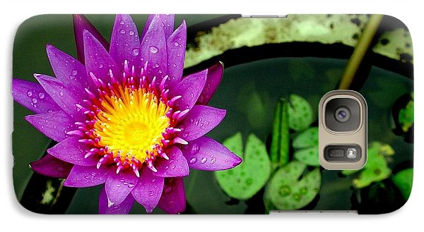 Galaxy Case featuring the photograph Bali Flora 2 by Antonia Citrino