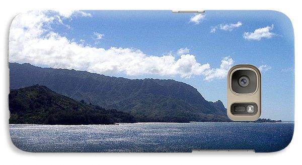 Galaxy Case featuring the photograph Bali Hai by Alohi Fujimoto
