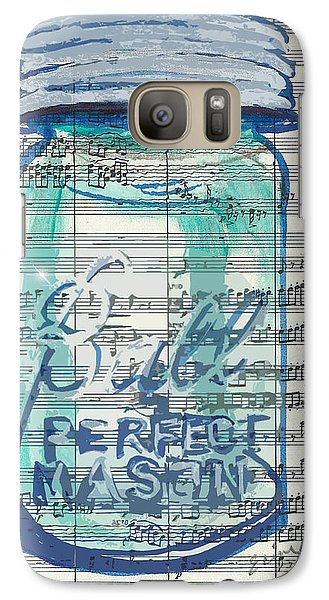 Galaxy Case featuring the painting Ball Jar Classical  #132 by Ecinja Art Works