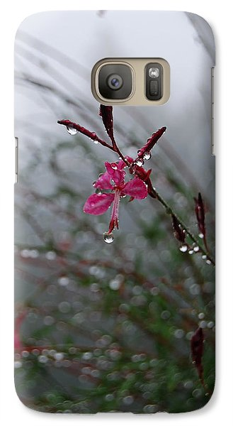 Galaxy Case featuring the photograph Hope - A Loss Is Not The End by Jani Freimann
