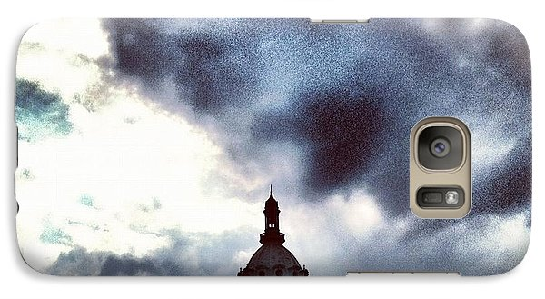 Galaxy Case featuring the photograph Baltimore City Hall by Toni Martsoukos