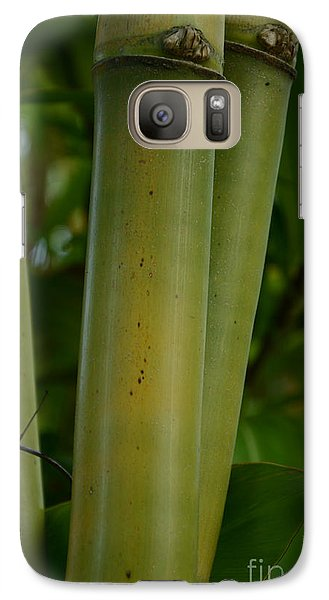 Galaxy Case featuring the photograph Bamboo II by Robert Meanor