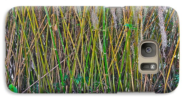 Galaxy Case featuring the photograph Bamboo by Lorna Maza