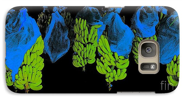Galaxy Case featuring the photograph Banana Art by Rudi Prott