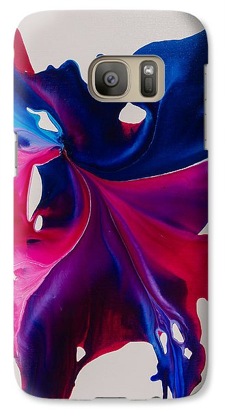 Galaxy Case featuring the painting Bangles A by Sherry Davis