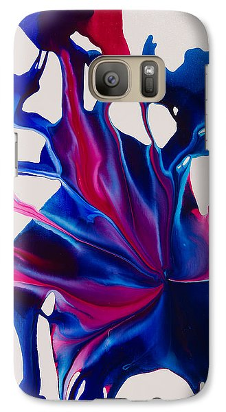 Galaxy Case featuring the painting Bangles B by Sherry Davis