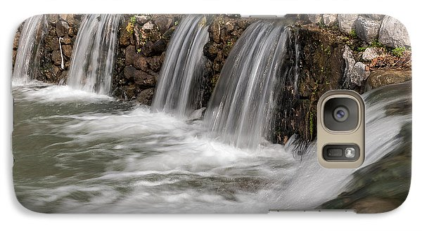 Galaxy Case featuring the photograph Banias by Sergey Simanovsky