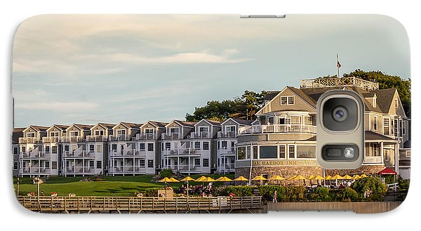 Galaxy Case featuring the photograph Bar Harbor Inn  by Trace Kittrell