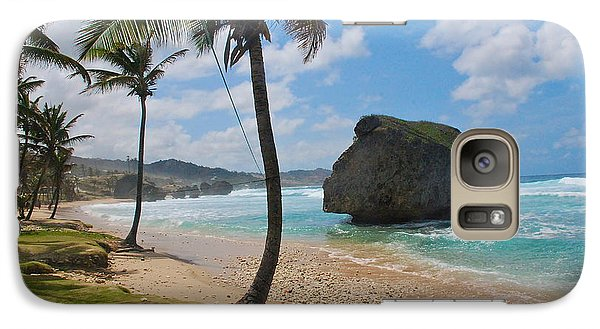 Galaxy Case featuring the photograph Barbados by Blake Yeager