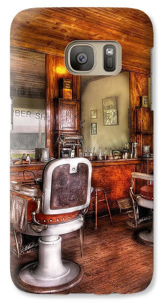 Barber - The Barber Shop II Galaxy S7 Case