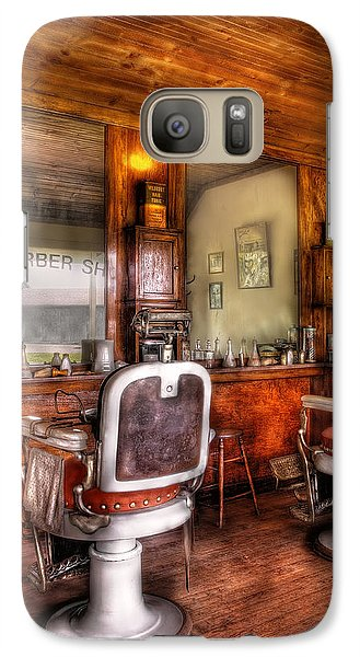Barber - The Barber Shop II Galaxy S7 Case