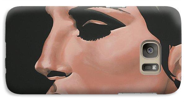 Realistic Galaxy S7 Case - Barbra Streisand by Paul Meijering