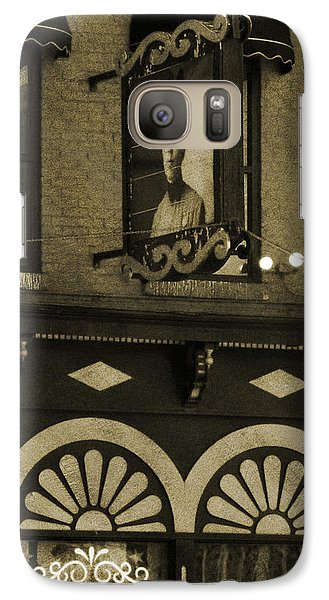 Galaxy Case featuring the photograph Barhopping At Maggies 2 by Lee Craig