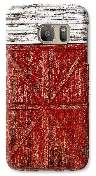 Barn Door Galaxy S7 Case