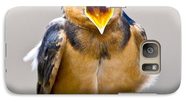 Galaxy S7 Case featuring the photograph Barn Swallow by Ricky L Jones
