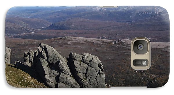 Galaxy Case featuring the photograph Barns Of Bynack - Cairngorm Mountains by Phil Banks