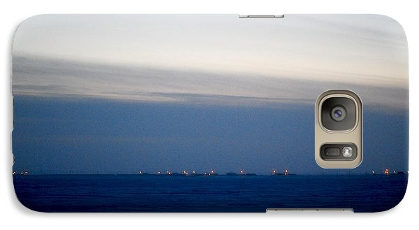 Galaxy Case featuring the photograph Barrow At Noon by Cynthia Lagoudakis