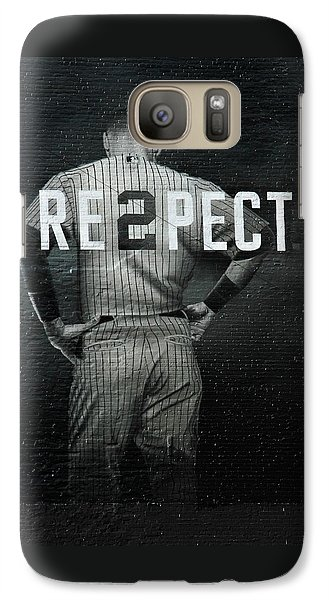 Baseball Galaxy S7 Case