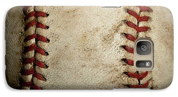 Baseball Seams Galaxy S7 Case