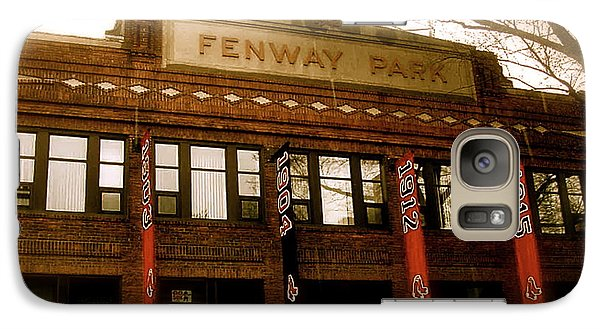 Baseballs Classic  V Bostons Fenway Park Galaxy S7 Case