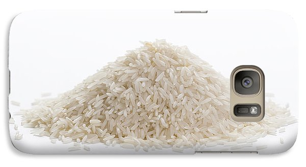 Galaxy Case featuring the photograph Basmati Rice by Lee Avison