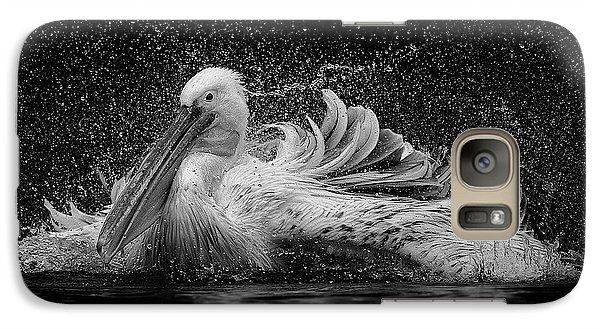Pelican Galaxy S7 Case - Bath by C.s. Tjandra