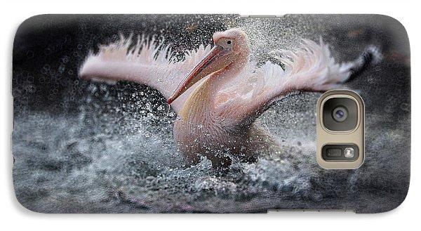 Pelican Galaxy S7 Case - Bathing Fun ..... by Antje Wenner-braun