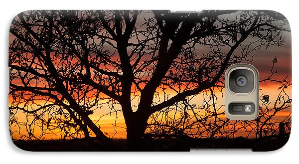 Galaxy Case featuring the photograph Be Not Afraid by Shirley Heier