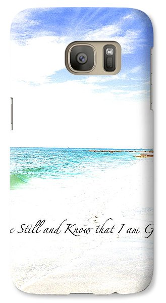 Galaxy Case featuring the photograph Be Still #3 by Margie Amberge