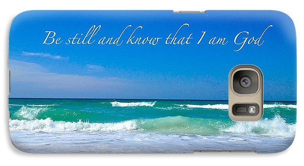 Galaxy Case featuring the photograph Be Still #4 by Margie Amberge