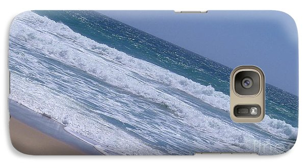 Galaxy Case featuring the photograph Beach 2 by Nora Boghossian