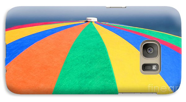 Galaxy Case featuring the photograph Beach Day by Adrian LaRoque