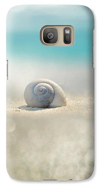 Beach Galaxy S7 Case - Beach House by Laura Fasulo