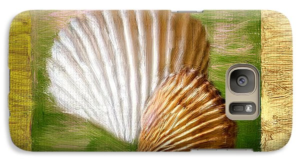 Beach Memoirs Galaxy S7 Case