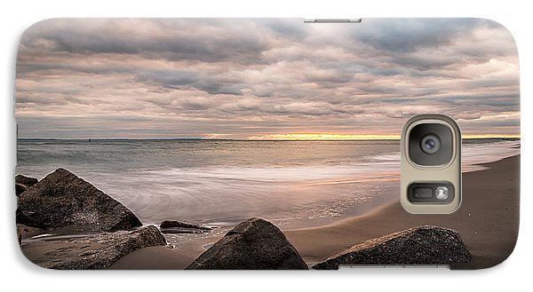 Galaxy Case featuring the photograph Beach Therapy by Anthony Fields