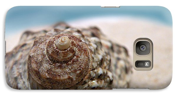 Galaxy Case featuring the photograph Beach Treasure by Micki Findlay