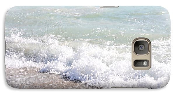 Galaxy Case featuring the photograph Surf And Sand by Margie Amberge