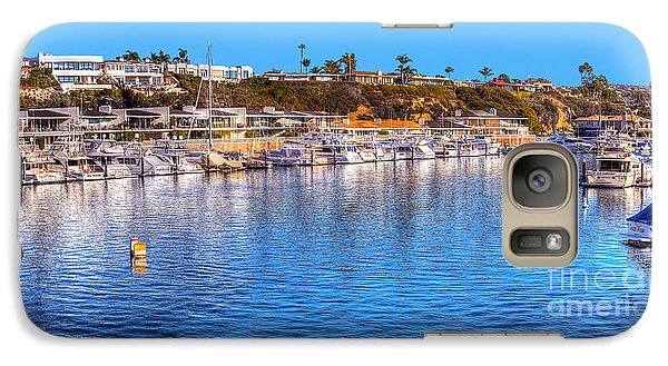 Galaxy Case featuring the photograph Beacon Bay - South by Jim Carrell