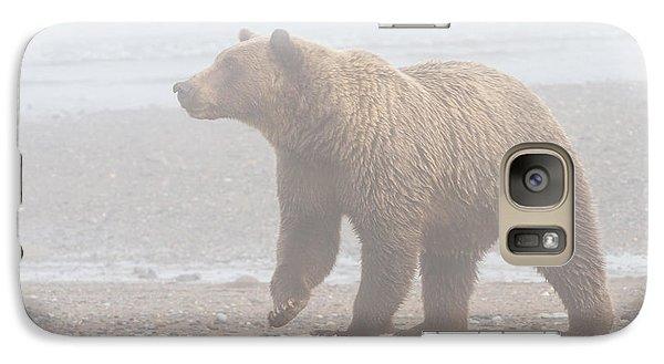 Bear In Fog Galaxy S7 Case