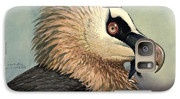 Vulture Galaxy S7 Case - Bearded Vulture by Dreyer Wildlife Print Collections
