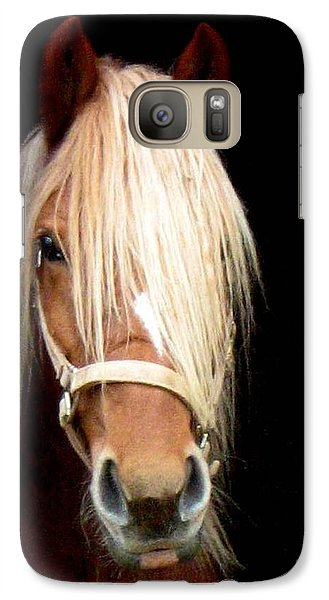 Galaxy Case featuring the photograph Beautiful Bella by Wendy Coulson