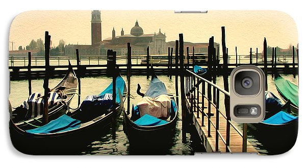 Galaxy Case featuring the photograph Beautiful Day In Venice by Brian Reaves