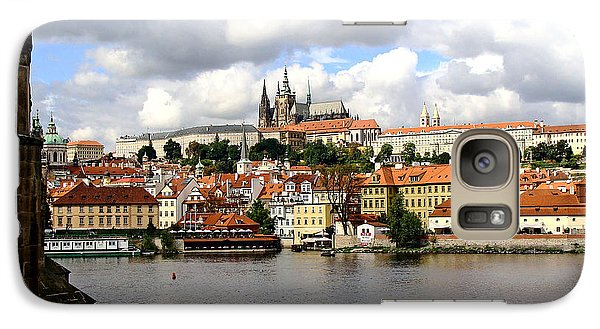 Galaxy Case featuring the photograph Beautiful Prague by Ira Shander