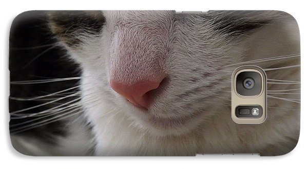 Galaxy Case featuring the photograph Beautiful Slumber by Robyn King