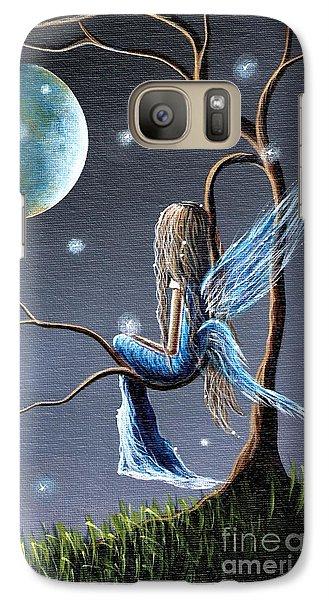 Fairy Art Print - Original Artwork Galaxy S7 Case