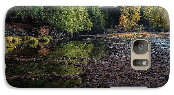 Yosemite National Park Galaxy S7 Case - Beautiful Yosemite National Park 2 by Larry Marshall