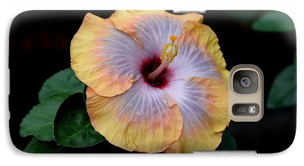 Galaxy Case featuring the photograph Beauty Before Age by Living Color Photography Lorraine Lynch