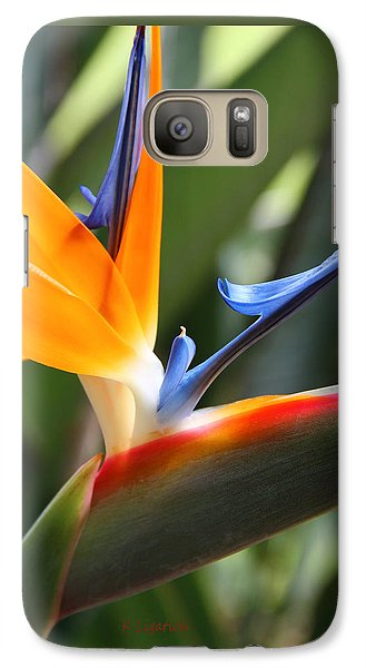 Galaxy Case featuring the photograph Beauty In Paradise by Kerri Ligatich
