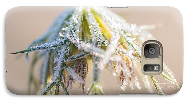 Galaxy Case featuring the photograph Beauty Of A Different Temperature by Julie Clements
